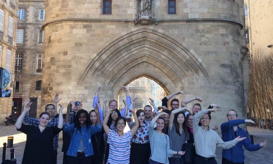 UC Bearcats in Bordeaux