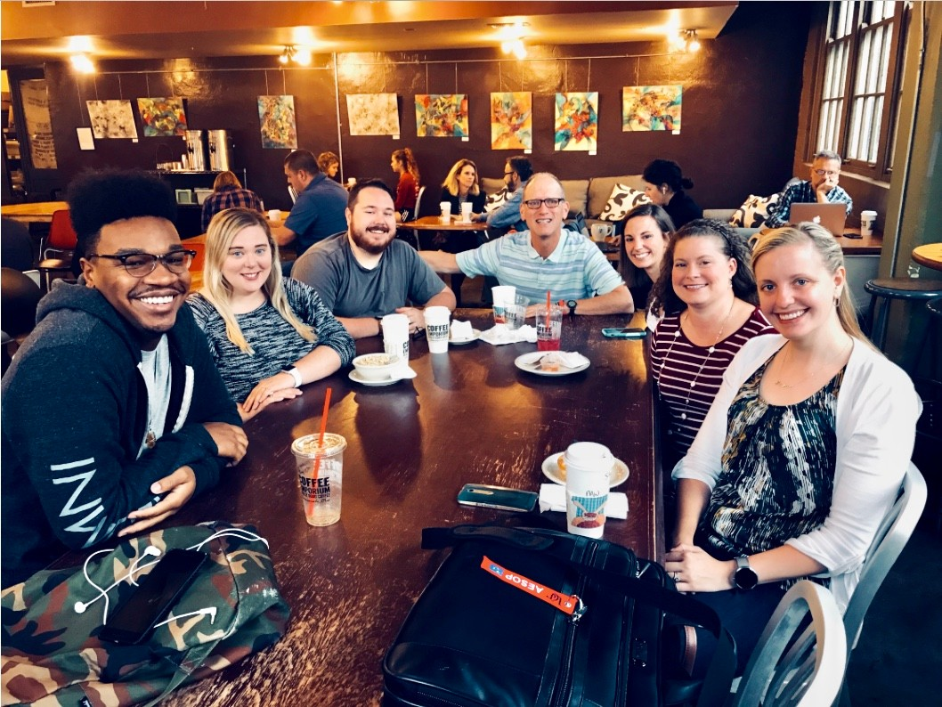 FRIENDS OF COMMUNICATION - FIRST FRIDAY BREAKFAST