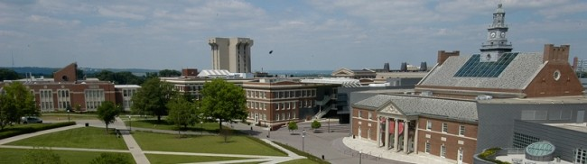 Banner image of McMicken during the day