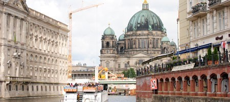 Photo of buildings and architecture in Berlin