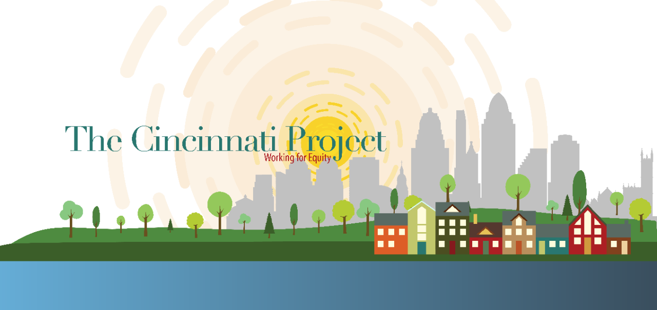 The Cincinnati Project Logo